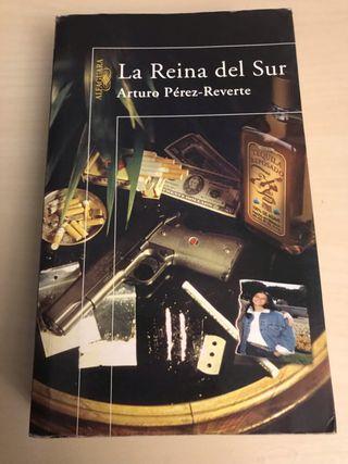 """Libro """"La Reina del Sur"""" Arturo Perez Reverte"""