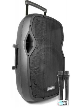 bafle altavoz amplificado 800w micro,usb bluetooth