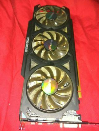 Gráfica Amd R9 Gaming 280x 3GB