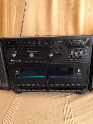 Radio cassete Philips