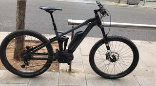 Bicicleta eléctrica Mtb/btt