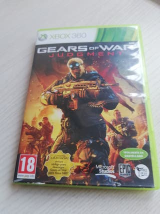 gear of war judgment Xbox 360