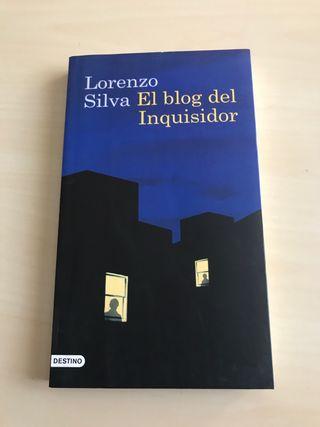 Libro El bloc del Inquisidor, de Lorenzo Silva