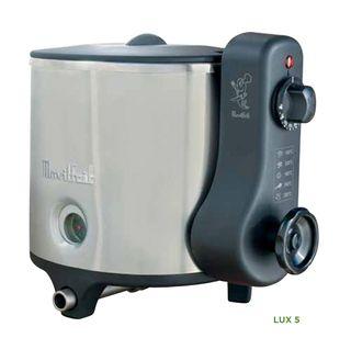 Freidora LUX 5 Agua y aceite