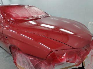 Pintar coche completo desde 500€