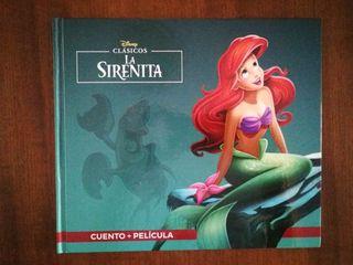 Libro - Película La Sirenita