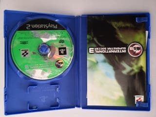 ISS 3 PlayStation 2