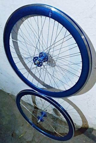Ruedas bici Fixie Polo & Bike
