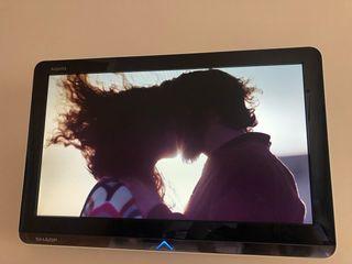 "TV SHARP AQUOS 19"" LCD"