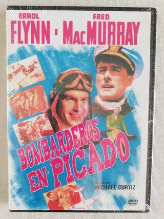 Película DVD 'Bombarderos en Picado' (Dive Bomber)