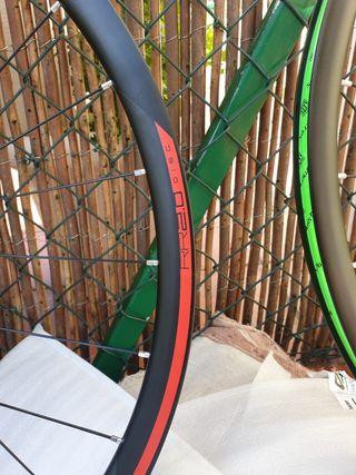 ruedas syncros para disco