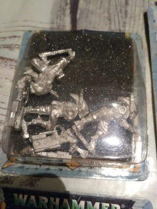 Warhammer 40K Blister Rastreadores Tau