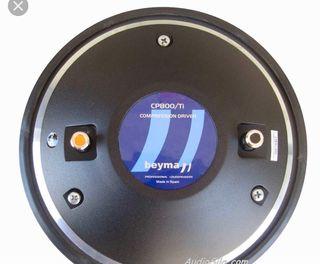 """Varios beyma Cp 800 2"""" con membrana original"""