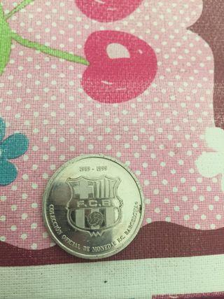 moneda del barça(se escuchan ofertas)