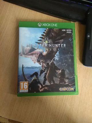 Monter Hunter World Xbox One