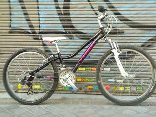 "Bicicleta Trek 24"" mtb"