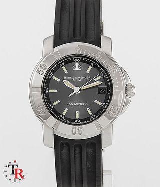 eb95ea6362cf Reloj Baume Mercier de segunda mano en la provincia de Madrid en ...