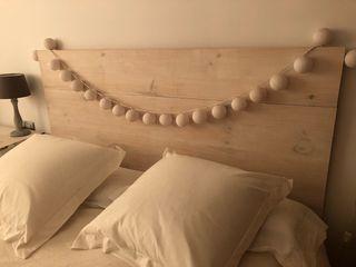 Cabecero cama de 1,60