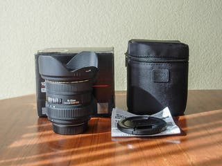 Objetivo Sigma 10-20 mm para Nikon