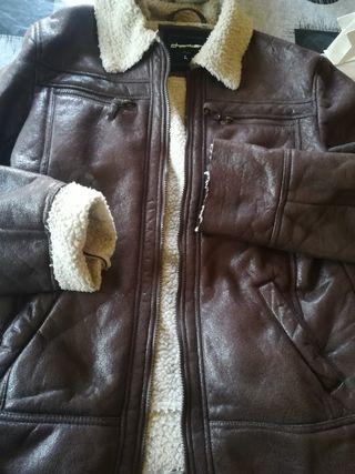 chaqueta hombre T. L
