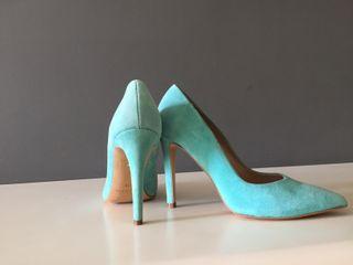Zapatos piel talla 37,5