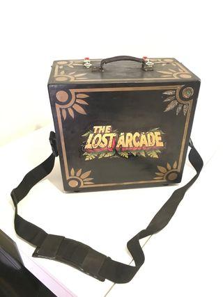 Maquina recreativa arcade bartop portatil