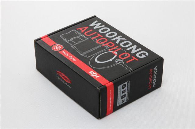 Controladora Profesional Drone DJI WooKong kit com
