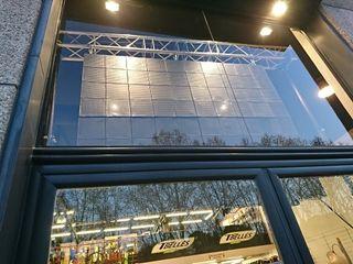 pantalla de led grande