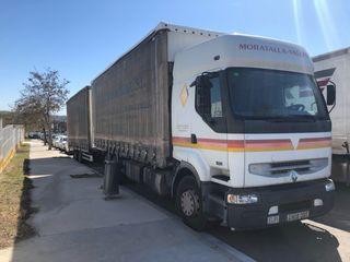 Renault Trucks Premium 2006 tren de carretera