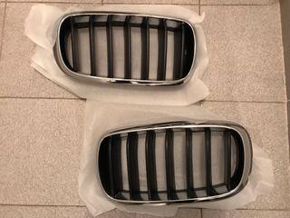 Rejillas frontales BMW X5 Originales y nuevas