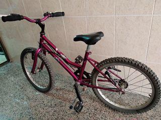 Bicicleta 8-11 años