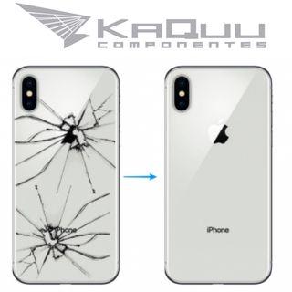 Cambió Cristal trasero iPhone X