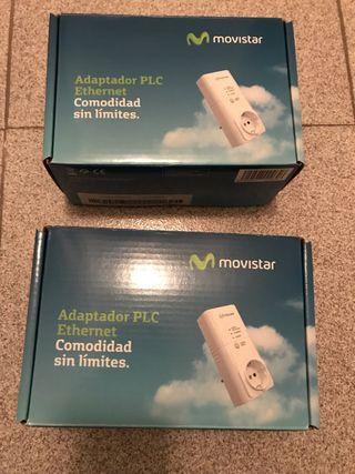 Adaptadores PLC Comtrend sin uso (la pareja)