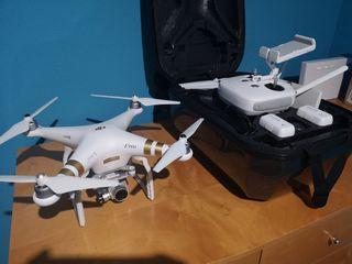 Drone Dji Phantom 3 profesional 4k nuevo