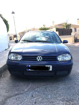Volkswagen Golf Tdi 1.9 2001