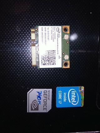 Antena Wifi + Bluetooth para Portatil