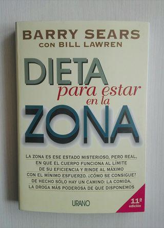 Dieta para estar en la zona del dr. barry sears