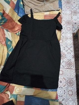 traje negro talla xl