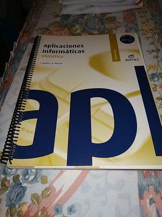libro aplicaciones informáticas