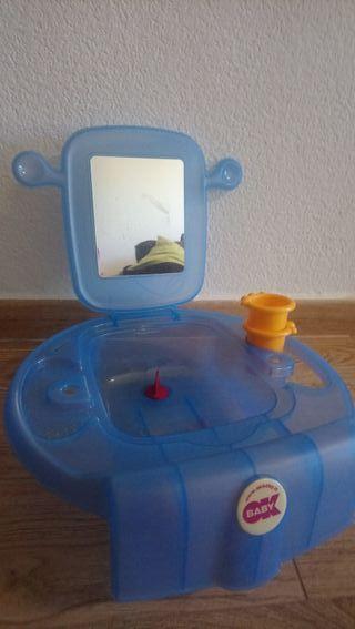 lavabo infantil