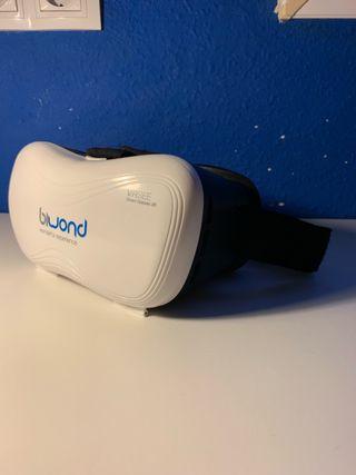 Gafas de realidad virtual profesionales.