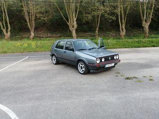 Volkswagen golf gti 1989