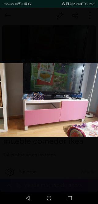 mueble televisión ikea