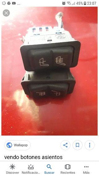 vendo pulsadores de asientos calefactados bmw