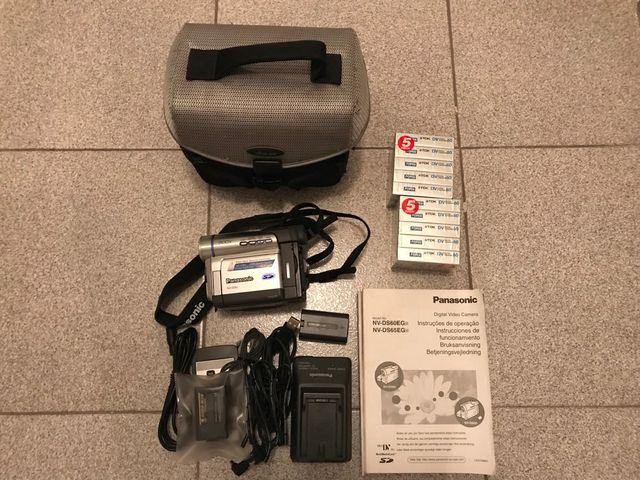 Cámara vídeo digital Panasonic NV-DS65