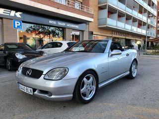 Mercedes Clase SLK 230K. 193cv **PAQUETE AMG**