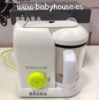 Robot de cocina 4 en 1 BEABA BABYCOOK