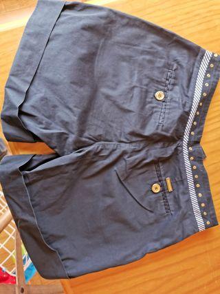 Pantalón corto de Paul&Shark mujer