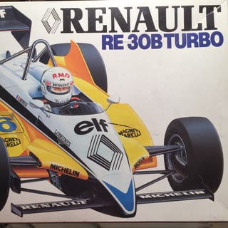 Renault re30b Turbo '83