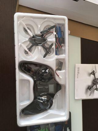 Dron seminuevo Hubsan